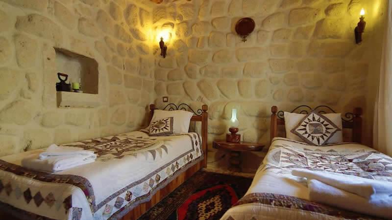 koza-cave-hotel-standar-twin-room-1